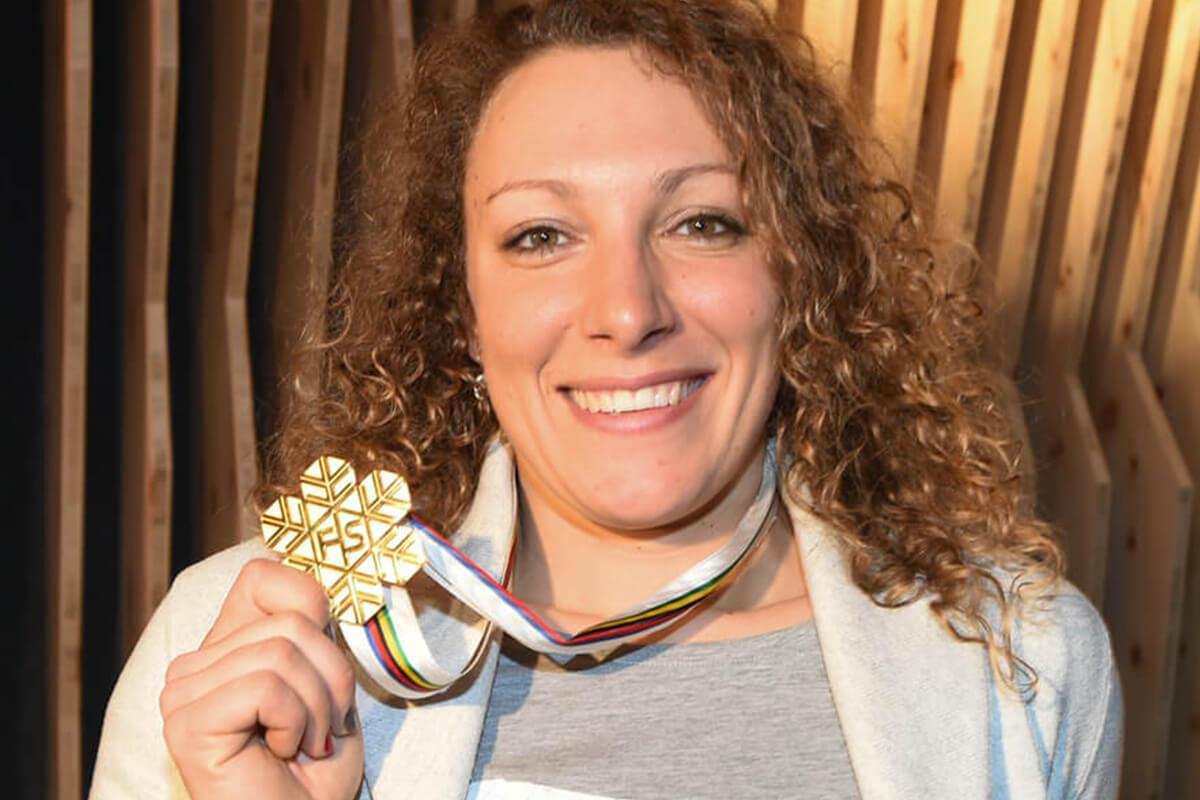 Svetovna prvakinja Ilka